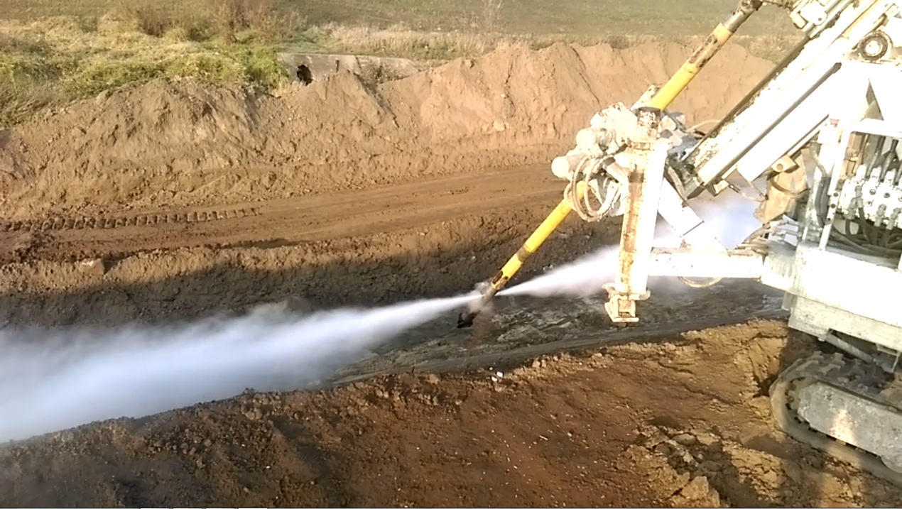 Jet-grouting