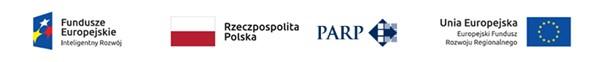doradztwo proinnowacyjne logo dofinansowania EU